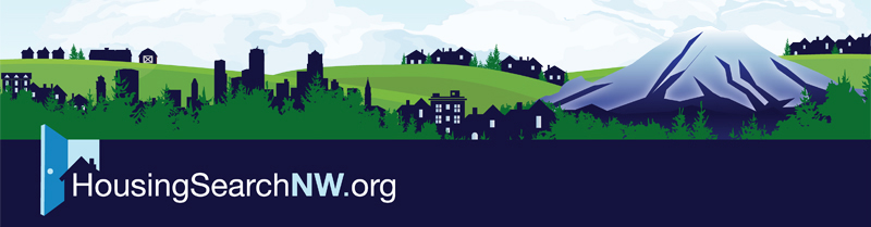 HousingSearchNW.org - A free service to list and find housing across the state of Washington