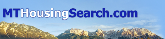 MTHousingSearch.com - Find and list homes and apartments for rent in Montana