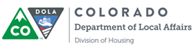 State of Colorado Division of Housing